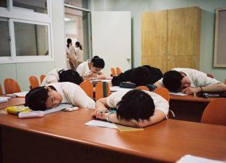 hãy để học sinh được ngủ