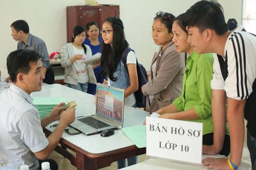 Hà Nội đưa 3 phương án tuyển sinh vào lớp 10 năm 2019